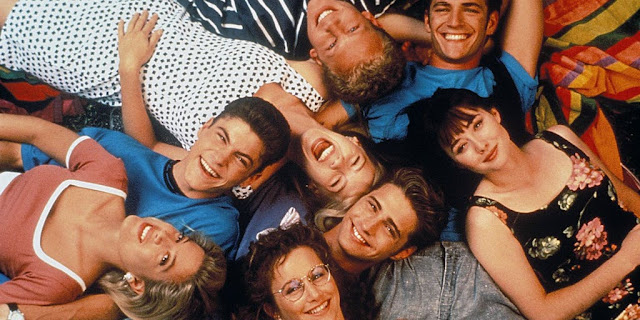 beverly hills 90210 series rctv 90