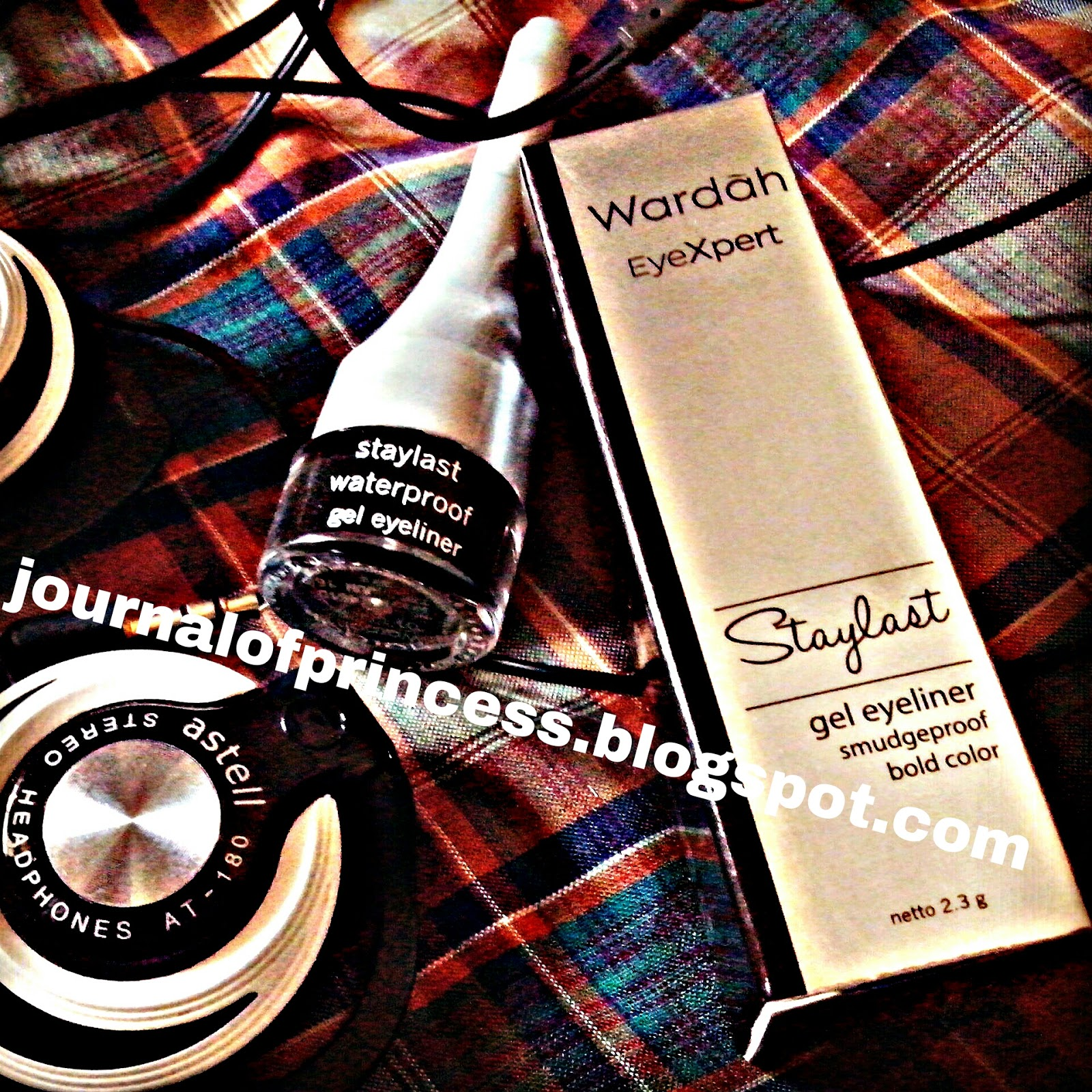 JOURNAL OF PRINCESS: Review : Wardah EyeXpert Staylast Gel