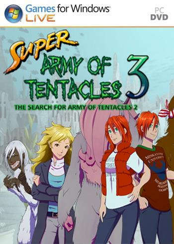Super Army of Tentacles 3: The Search for Army of Tentacles 2 PC Full