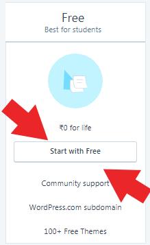 Plan Select kijiye Free Or Premium