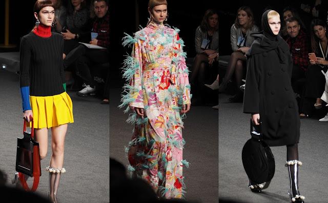 María Escote fashion week madrid
