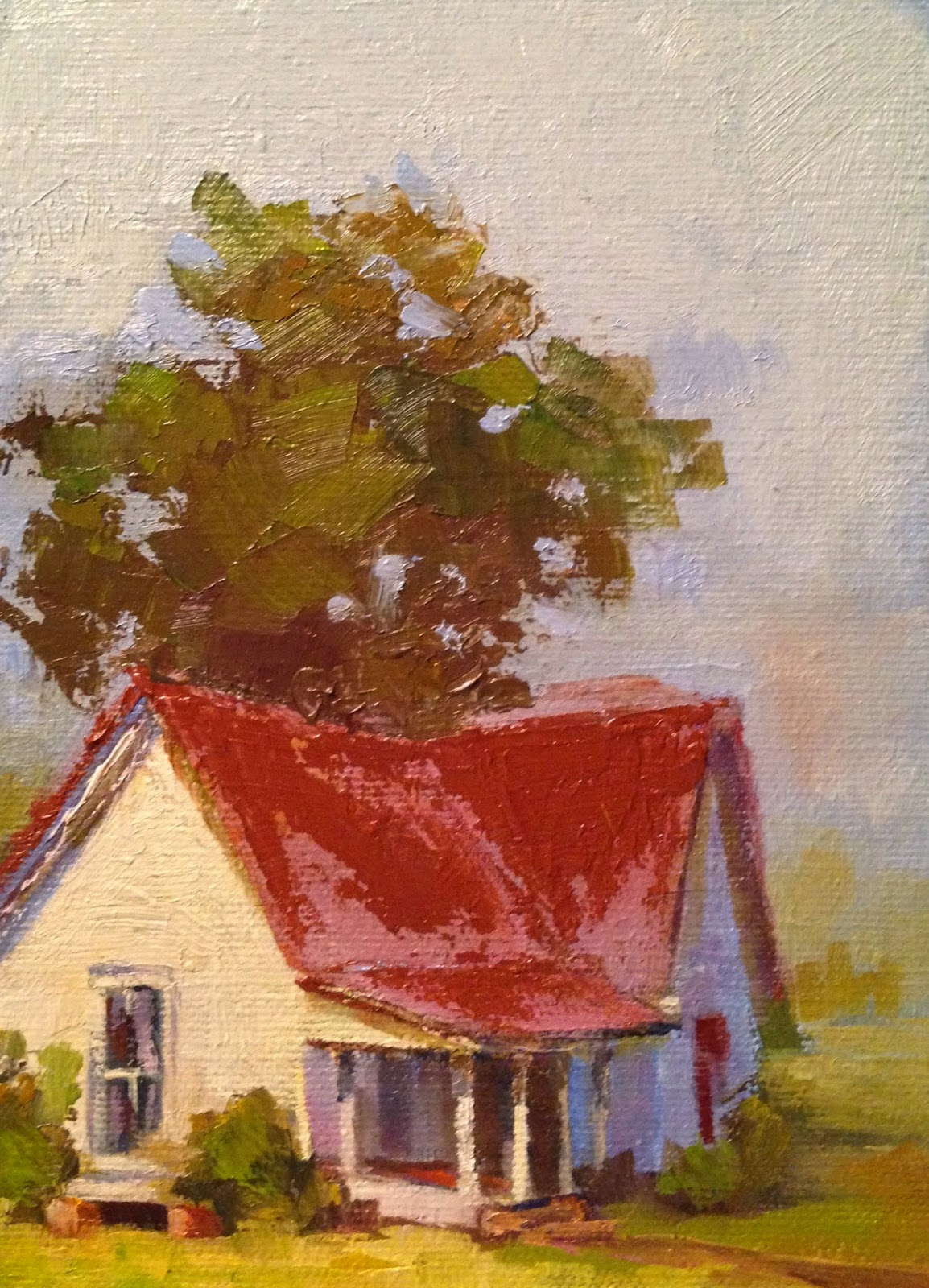 Original Oil Paintings by Dana H Johnson: # 158