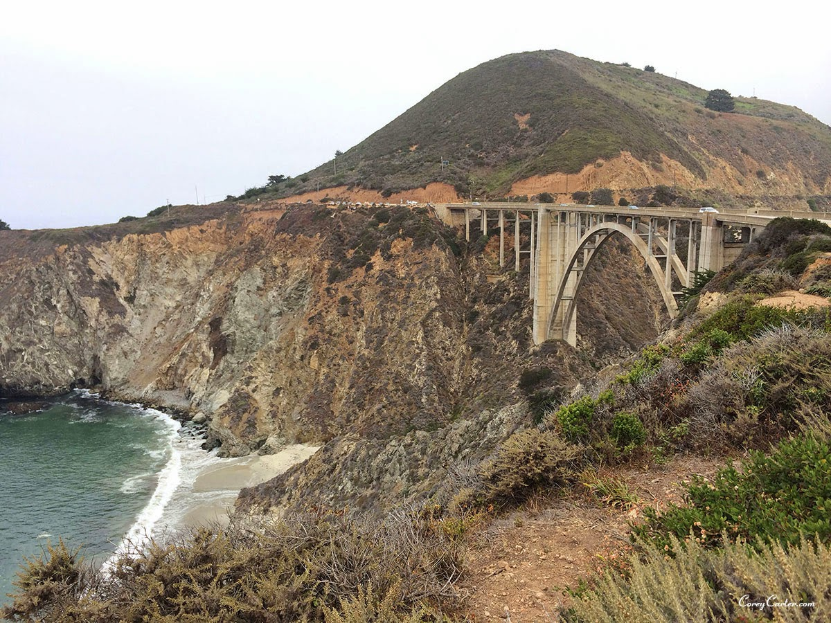 Bixby Bridge - Big Sur, CA - California Coast