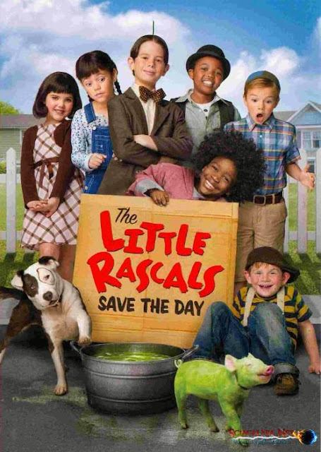 The Little Rascals Save the Day แก๊งค์จิ๋วจอมกวน 2