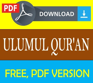 Download 15 Kitab Ulum al-Quran PDF Gratis