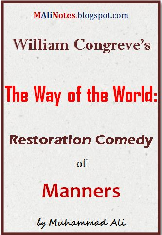 What is Comedy of Manners