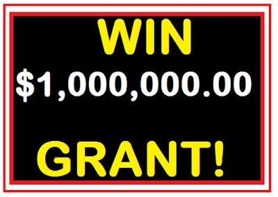 Win a grant
