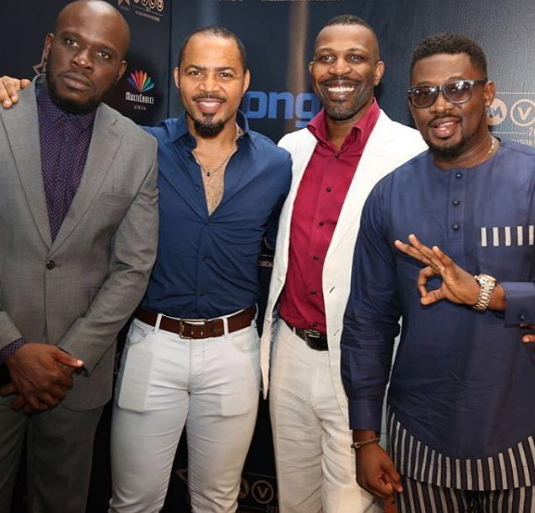 amvca 2017 nominees party