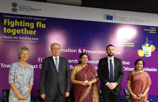 Horizon 2020: India, EU join hands to develop a next generation influenza vaccine