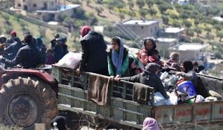 """la situation à Afrine est """"inacceptable"""", dénonce Merkel"""