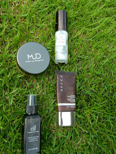 Favourite base products - www.modenmakeup.com