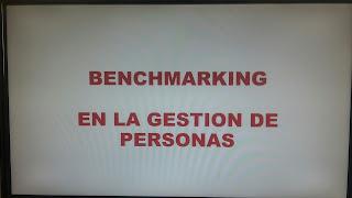 Benchmarking en la gestión de personas. ¿Cómo hacerlo?