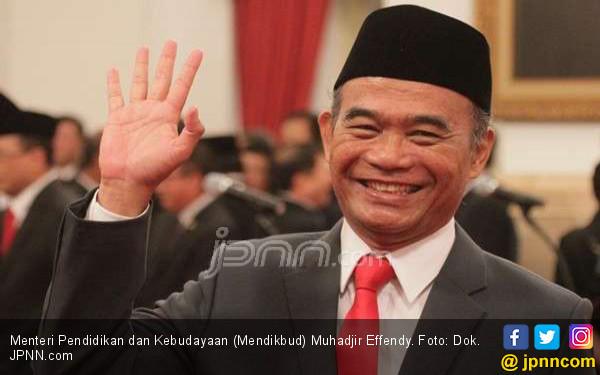 Menteri Muhadjir: Semua Honorer Diangkat, Kemendikbud Bubar