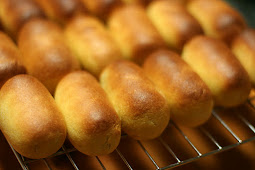 Baked Mini Corn Dogs