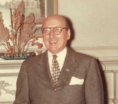 Robert Herr Denehey - early owner of Sears Elmhurst 412 Edgeworth Lane Sewickley PA