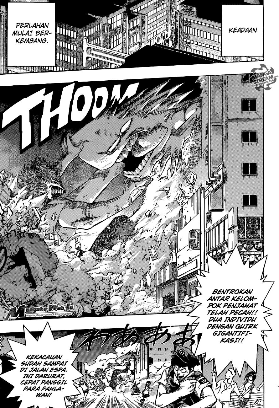 Boku no Hero Academia Chapter 131-14