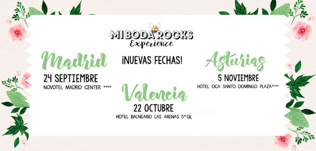 showroom nupcial mi boda rocks experience 2017