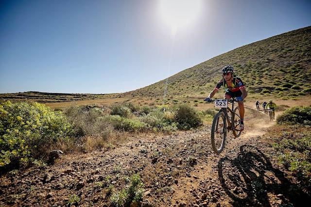 Club La Santa 4 Stage Mountain Bike Race