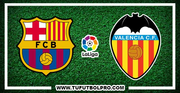 Ver Barcelona vs Valencia EN VIVO Por Internet Hoy 19 de Marzo 2017