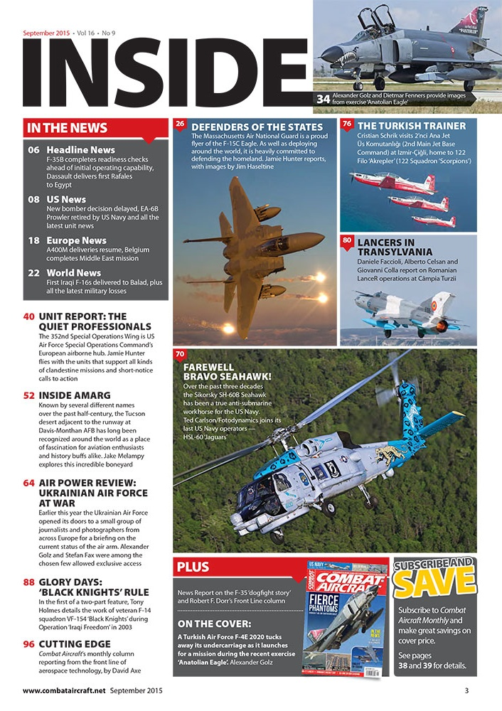 Combat Aircraft Monthly September 2015