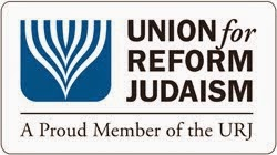 We Are A Proud Member of the URJ