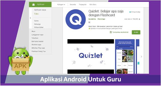 aplikasi android tercanggih untuk mengajar di kelas