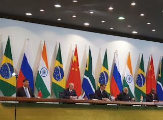 BRICS Heads of Tax Authorities Meeting