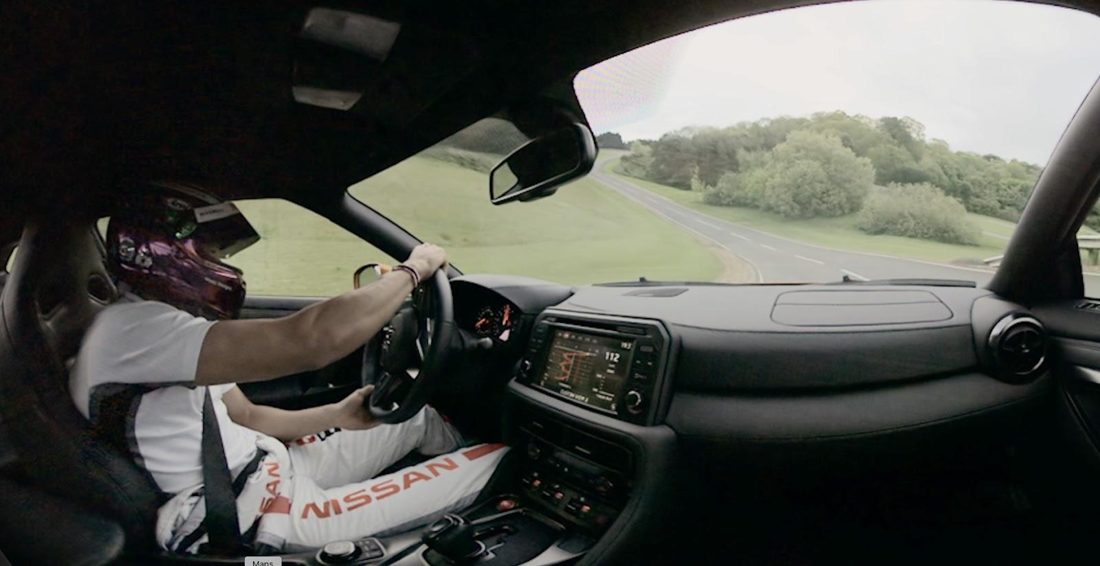 """H απόλυτη εμπειρία του νέου Nissan GT-R, έρχεται στο Goodwood, με τον παγκοσμίως πρώτο 4D εικονικής πραγματικότητας προσομοιωτή!"