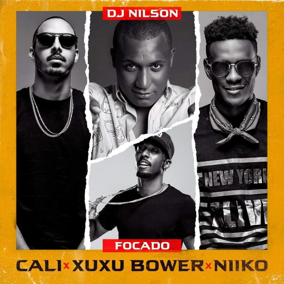 Dj Nilson - Focado (Feat. Cali John, Xuxu Bower & Niiko)