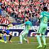 Messi volvió a marcar ante el Atlético Madrid y le dio la victoria al Barcelona