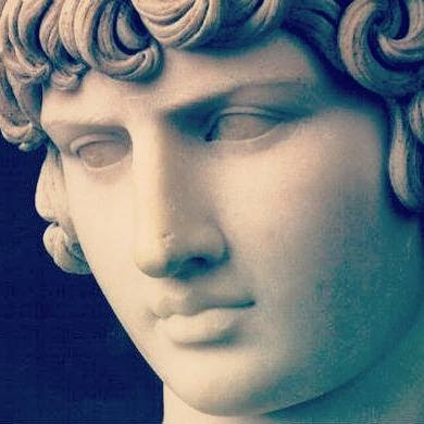 an introduction to hadrian and antinous In this case, the ancient roman head of antinous dates to circa 130-138 ad, after the death of antinous and before the death of hadrian, while the egyptian headdress or nemes was probably worked in rome prior to the completed bust being dispatched to lord shelburne in 1772.