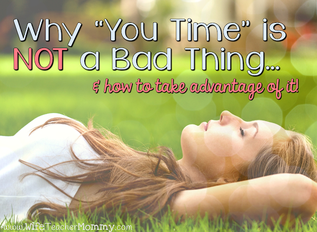 Why you time is NOT a bad thing, and how to take advantage of it