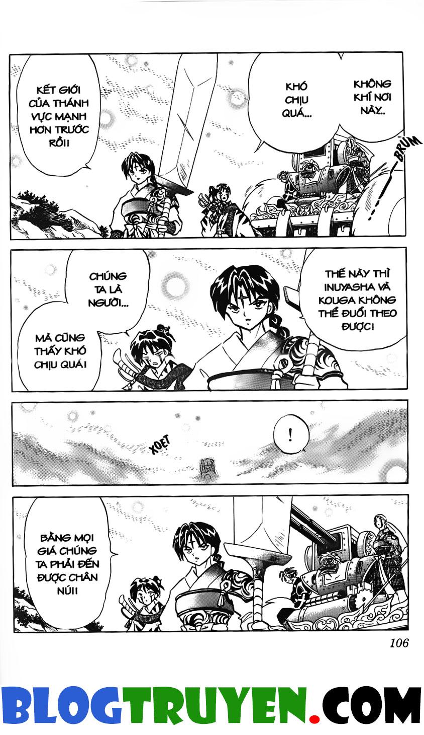 Inuyasha vol 26.6 trang 9