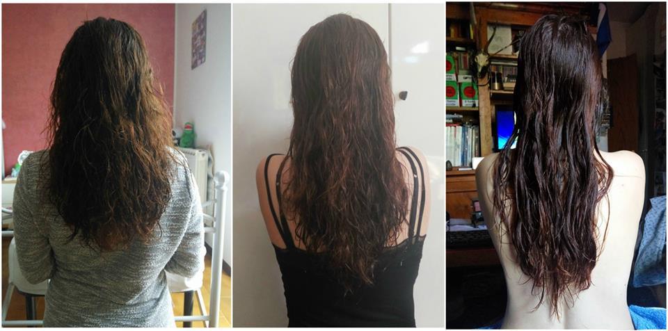 con le extension crescono i capelli