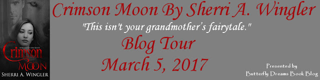 Blog Tour Stop for Crimson Moon by Sherri A. Wingler with Teasers and Giveaway