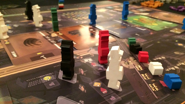 Crisis economic board game review