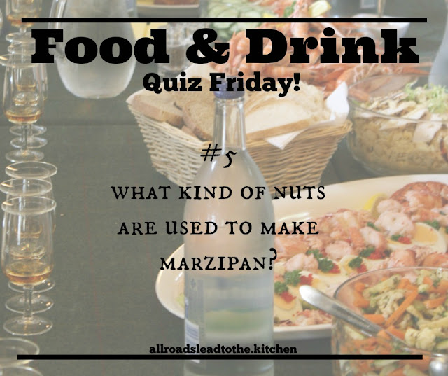 Food & Drink Quiz Friday #5