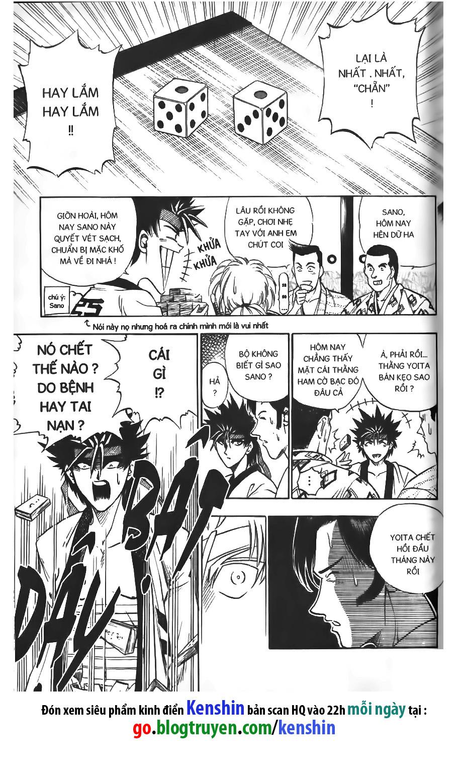 Rurouni Kenshin chap 15 trang 9
