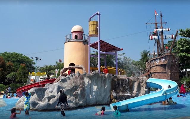 Harga ticket Masuk Columbus waterpark bekasi