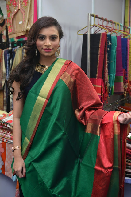Actress Priyanka Raman Launches We Craft Elegance Expo– 2017 @ ​Shilpakala Vedika