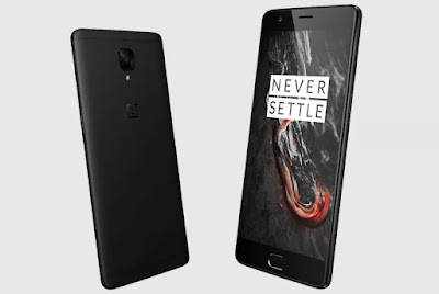 OnePlus 3T Midnight Black Launched in India for Rs 34,999