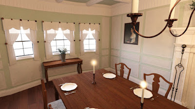 Regency Dining Set