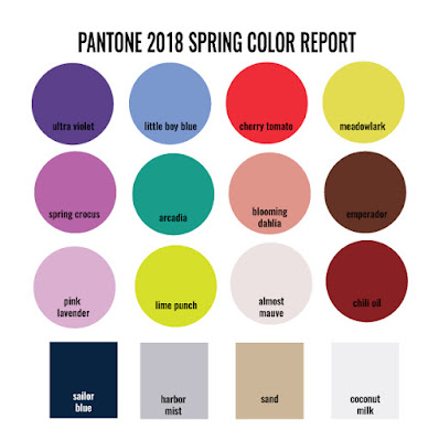 2018 Color Of The Year Pantone