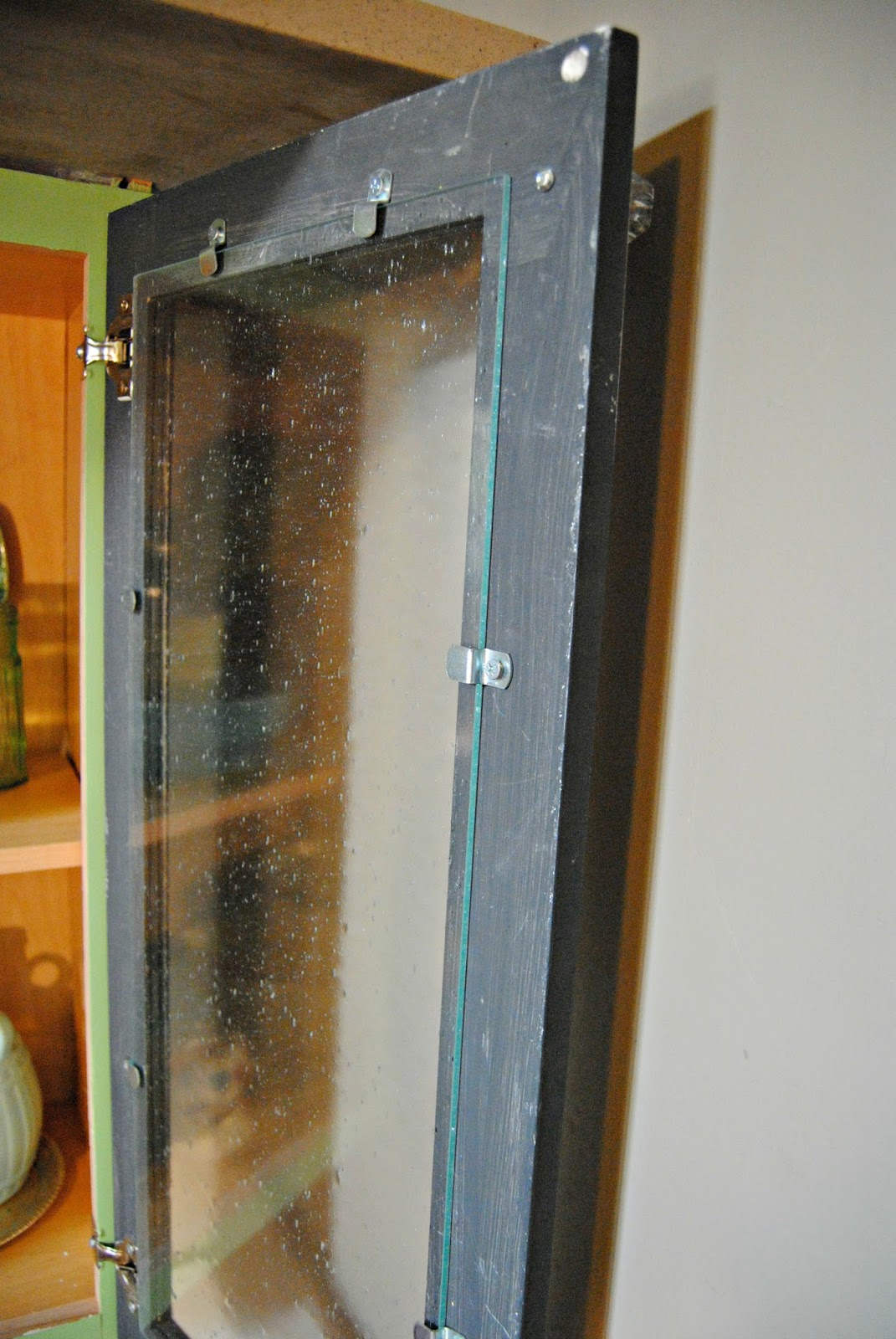 Adding Glass Doors To My Kitchen Cabinets The