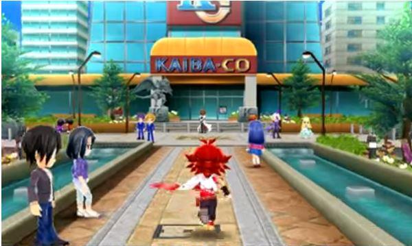 Yu-Gi-Oh Saikyou Card Battle Screenshot 2