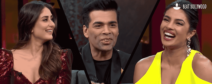Koffee with Karan 6 – Priyanka Chopra mentioned whom she flirts with