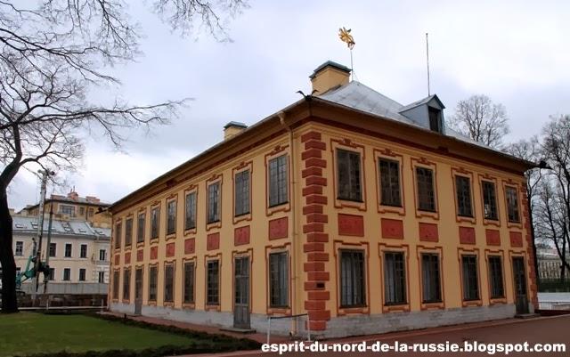 Le château de Pierre I