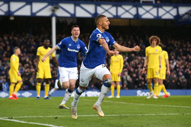 Everton FC Richarlison