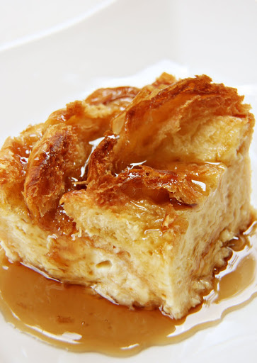 Croissant Bread Pudding Cook N Is Fun Food Recipes