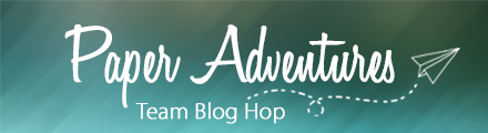 Jo's Stamping Spot - Paper Adventures Team Blog Hop - Australia